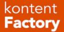 kotent factory logo